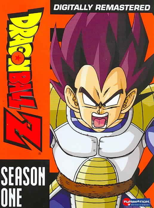 DRAGON BALL Z:SEASON 1 BY DRAGON BALL Z (DVD)